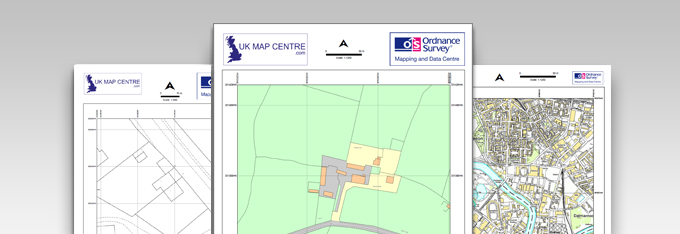 Ordnance Survey Extracts